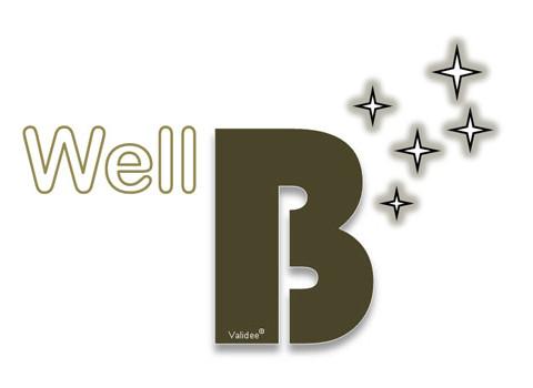 Well-B Logo
